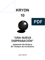 Lee Carroll - Kryon 10 - Una Nueva Dispensacion