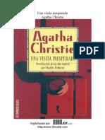 Christie Agatha - Una Visita Inesperada (1)