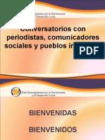Comunicacion Intercultural Conversatorio