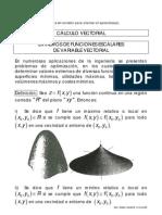 Calculo Vectorial Extremos de Funciones