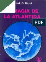 Ripel , Frank G. - La Magia de la Atlantida.pdf