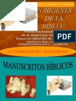 Origenes de La Biblia
