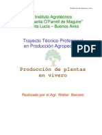 Produc Plantas Vivero