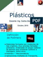 Plasticos a Partir Del Gas