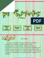 El-cuento (24 Diapositivas) 5to Grado