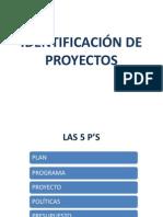 cap 2 Miranda identificación de proyectos