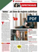 Mónica Naranjo - El Gratuito - 28.08.13