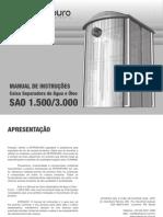 Manual Caixa Separadora Sao 1500 3000