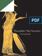 Thucydides War Narrative