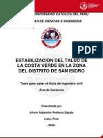 Pacheco Zapata Arturo Talud Costa Verde