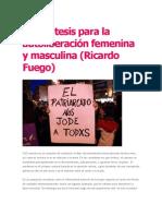 Nueve tesis para la autoliberación femenina y masculina.docx