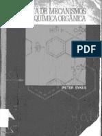 Guia de Mecanismos da Química Orgânica - Peter Sykes