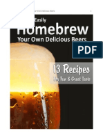 Home Brew Beer Guide