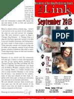 September 2013 LINK Newsletter