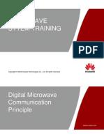 OTF100001 Digital Microwave Communication Principle ISSUE 1.01