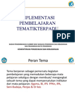 2.1-2 Implementasi Tematik Terpadu