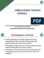 2.1-1 Konsep Pembelajaran Tematik Terpadu