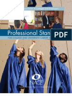 Professional Standards for College & University Career Services (PDF)