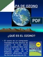 La Capa Ozono en Peligro