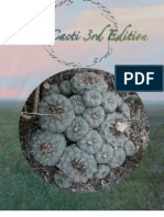 Trout's Notes ‖ Sacred Cacti, 3rd Edition; Part A (Sample)