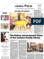 Kadoka Press, August 29, 2013