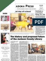 Kadoka Press, August 29, 2013