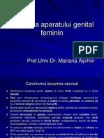 Curs 9 - Patologia AP Genital Feminin