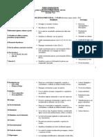Planejamento de Lingua Portuguesa - 5o Ano 2013