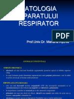 Curs 3 Patologia Respiratorie