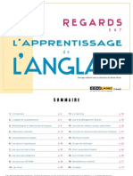 Regards sur l'apprentissage de l'anglais