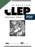 Clep Macroeconomics 2000