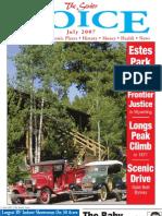 The Senior Voice - July 2007