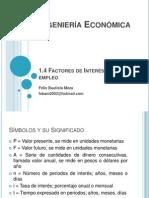 Artemio - Ingeniería Económica      1.4 Factores de Interés y su empleo (646588)