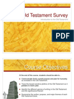 01 Introduction to the Old Testament