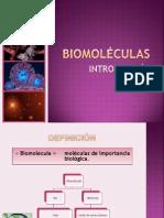 1. BIOMOLÉCULAS