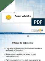 PresentacionMatematica 2011