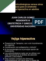 Vejiga Hiperactiva I