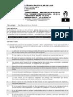 Tecnicas de Trabajo Grupal 2nd Bimestre FEB 2013