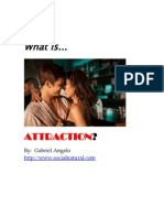 What is Attraction? - Social Natural