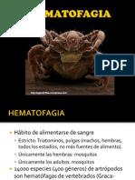 HEMATOFAGIA