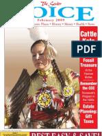 The Senior Voice - February 2009