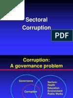 Session Vi_discussion on Sectoral Corruption