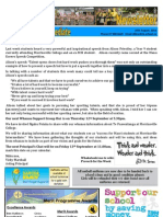 Newsletter 29.08.13