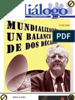 Therborn - Balance dos décadas de mundialización