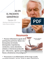 Neumonia en El Px Geria
