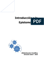 Introducción a la Epistemología