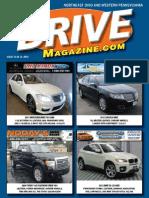 Drive Magazine Sept 2013