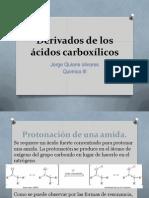 derivados acidos