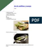 Libro de Ensaladas by Mrk Deennisson