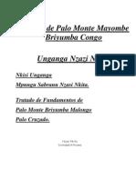Tratado de Palo Monte Mayombe Briyumba Congo
